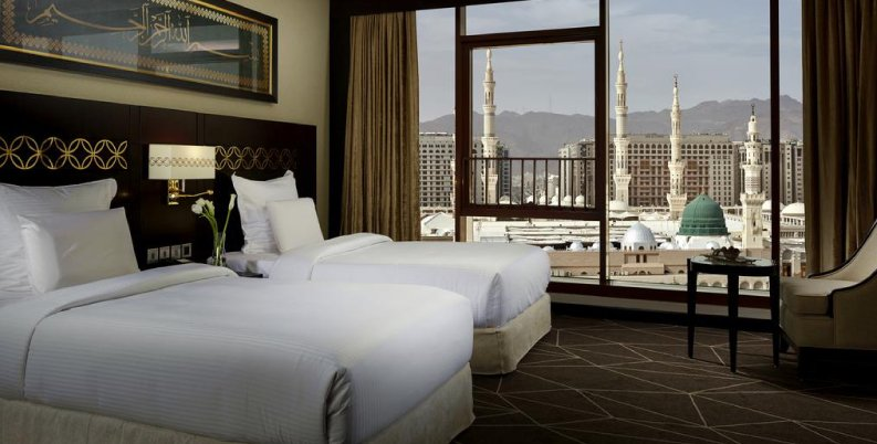 Affordable Economy Umrah – 07 Nights Jan to April from $1650 – Package – 1AE