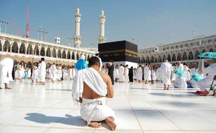 December Umrah 07 Nights from $2495 – Package A