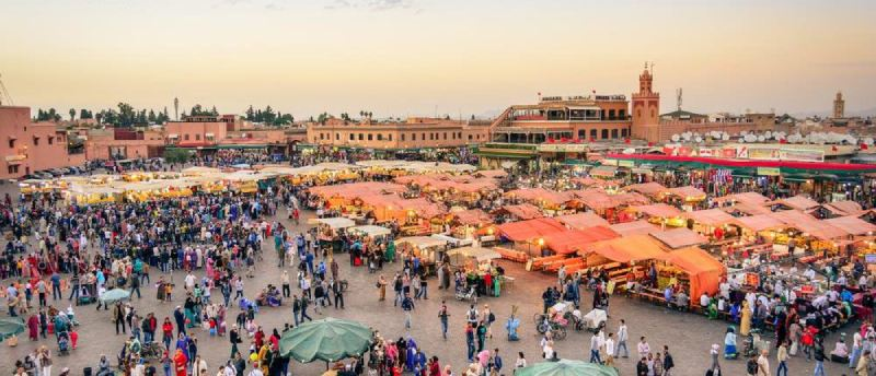 Morocco Imperial Cities Tour 04 Nights / 05 Days
